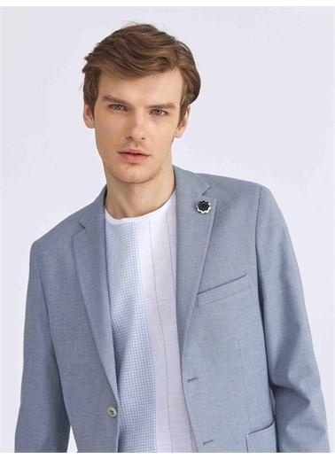 Xint Ceket Mavi